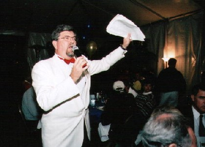 Northwest Benefit Auctions Founder and Auctioneer Jay Fiske